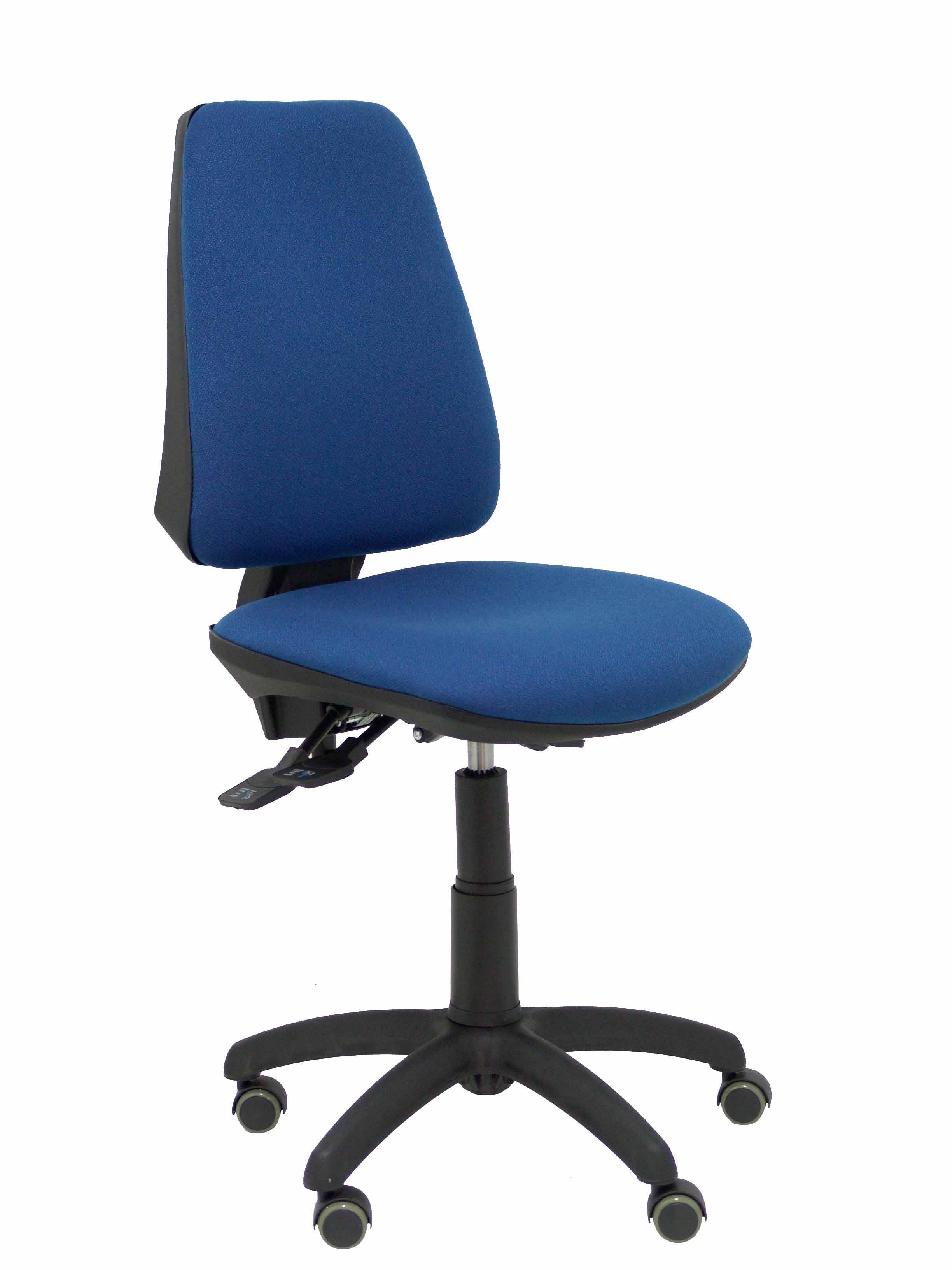 Elche S bali sedia bali blu navy parquet ruote | eBay