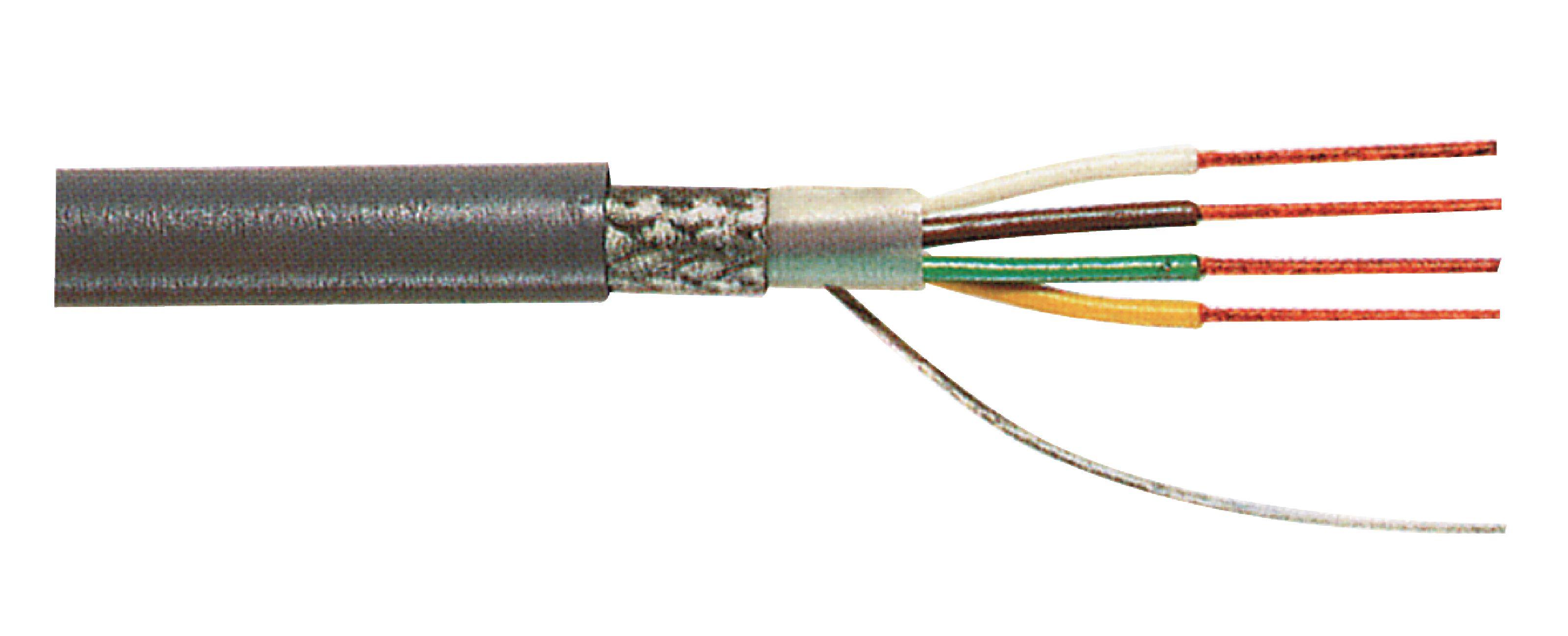 Cable de datos LIYCY 4 x 0,25 mm2 Tasker