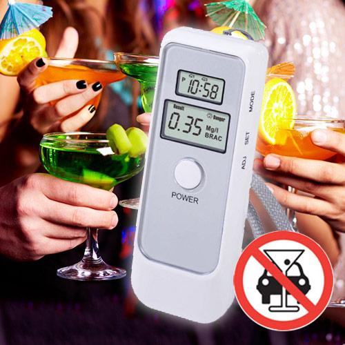 Le Balon 550104 Alcohol/ímetro