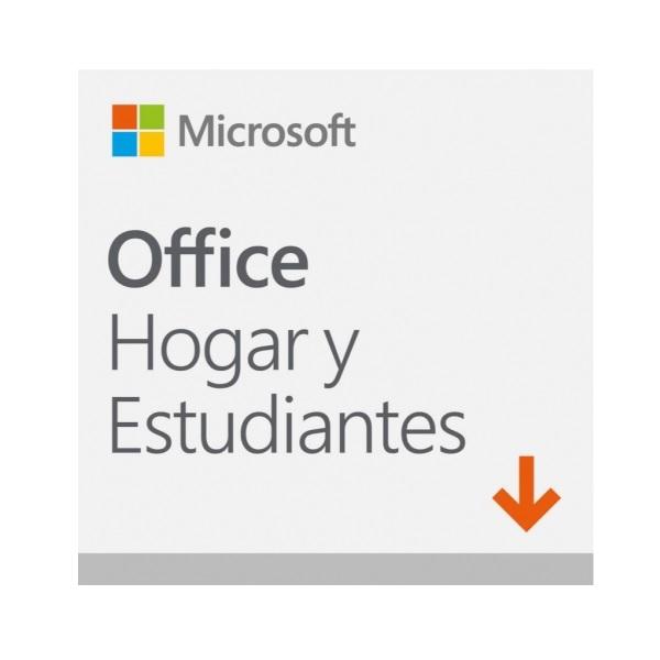Microsoft Office Hogar Y Estudiante 2019