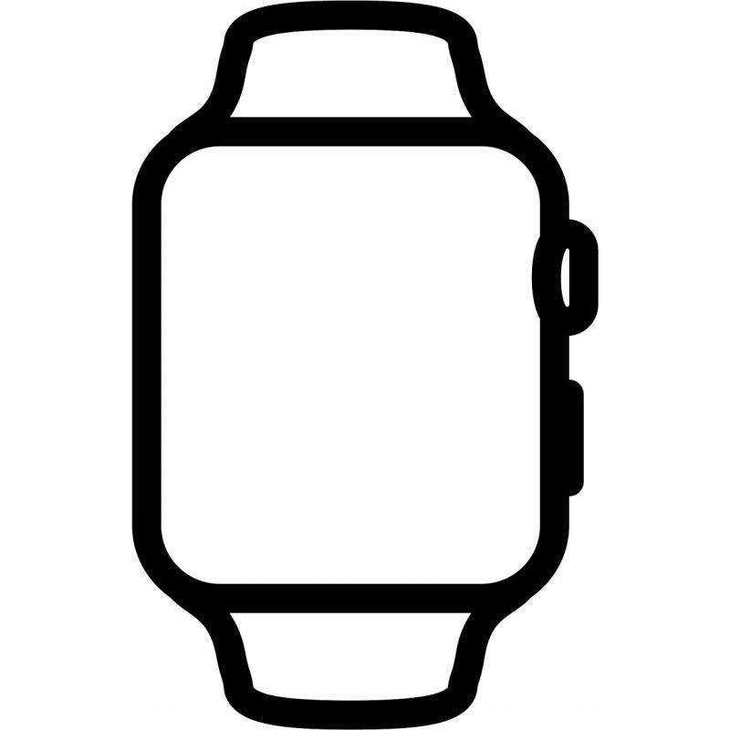 Apple Watch SE Cellular Nike 40 mm aluminio plateado correa Nike Sport platino puro/negro