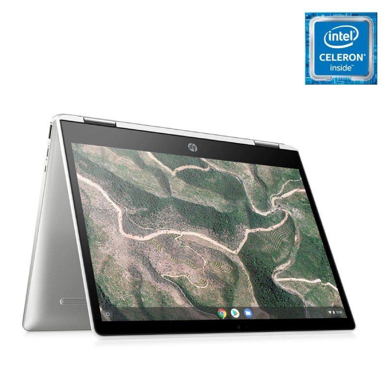 Chromebook convertible hp x360 12b-ca0001ns intel