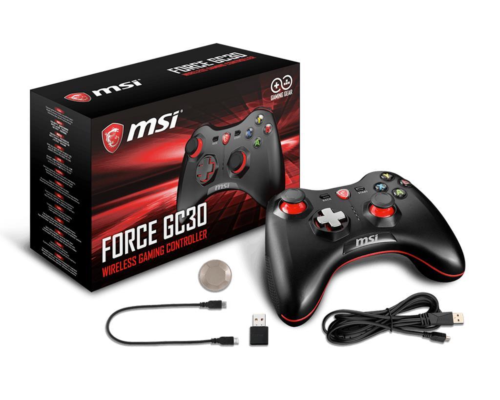 MSI Force GC30, Controlador de Juego
