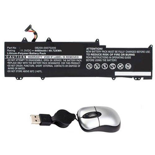 Amsahr 0B200-00070200-05 Batería de repuesto para