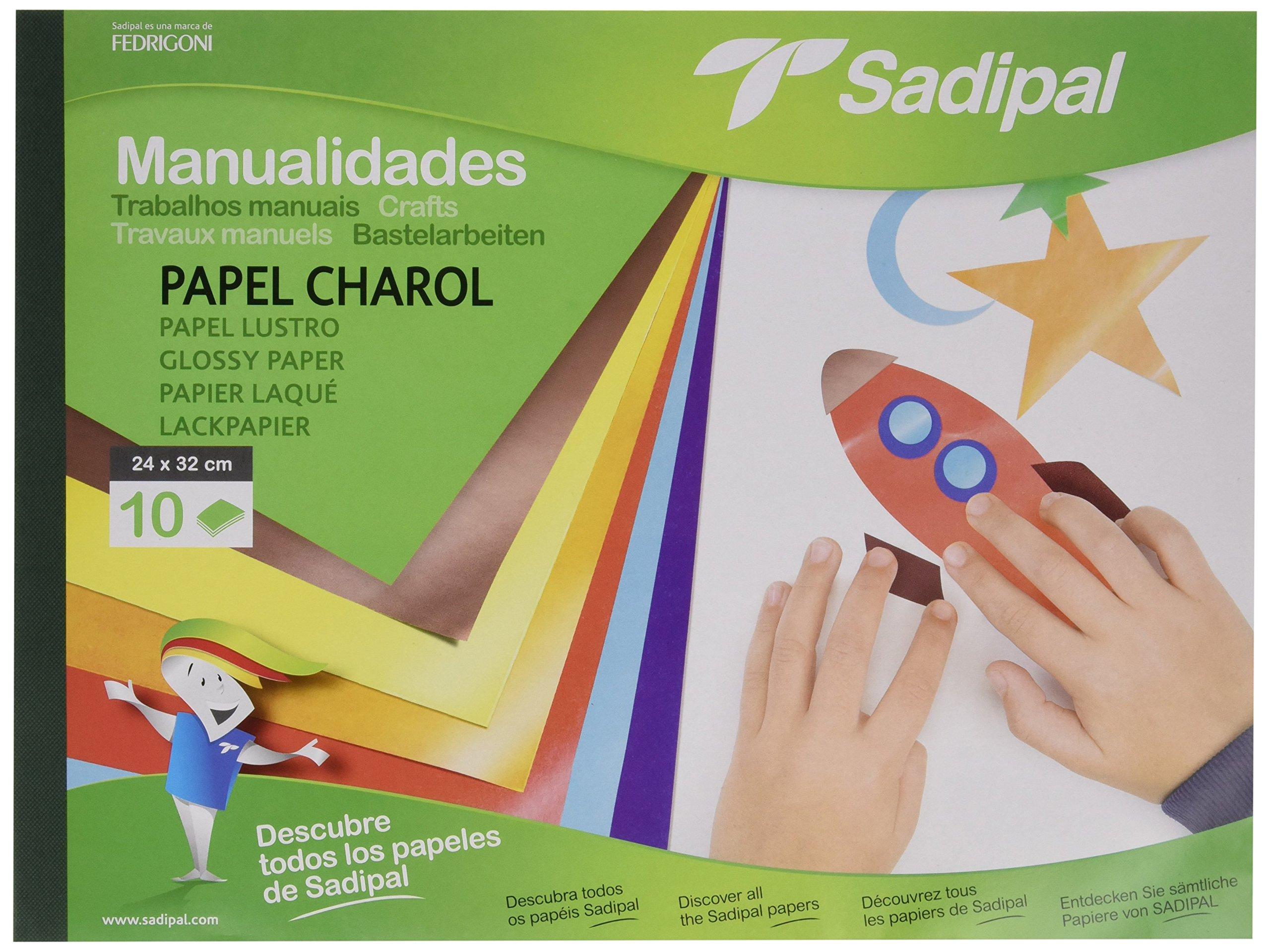 Sadipal 936181 - Cuaderno de manualidades