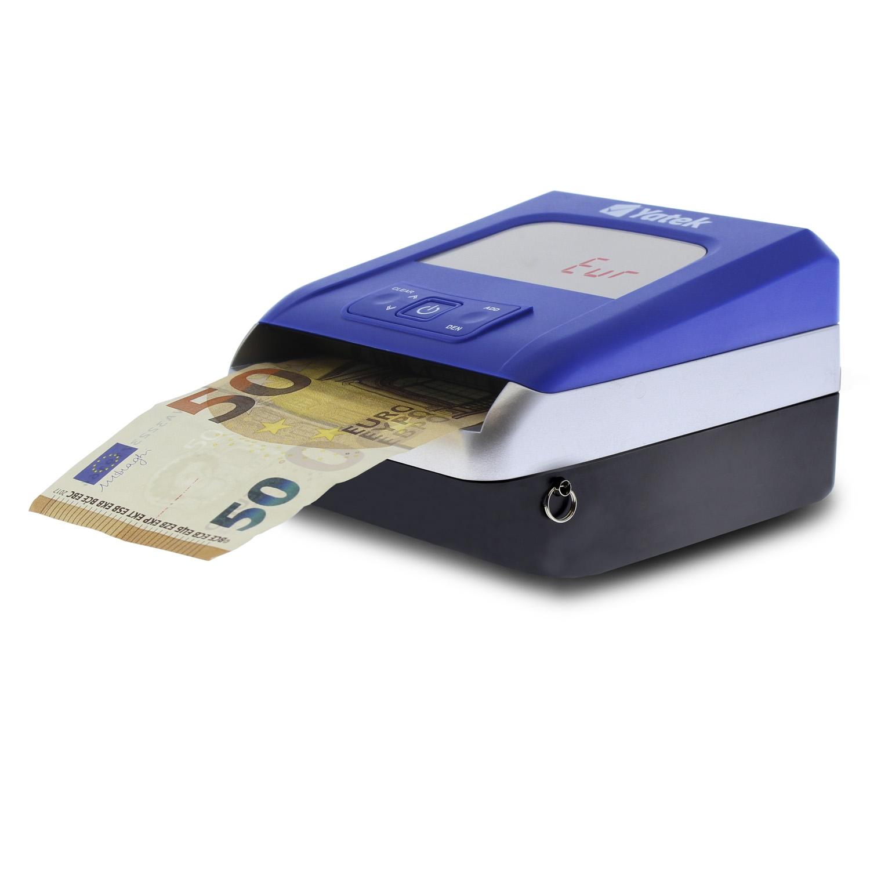 Detector de billetes falsos de Euro