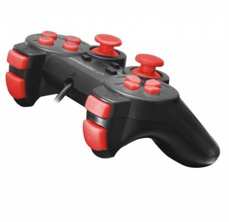 Esperanza Corsair Controller Gamepad para PS2/PS3/Computer/PC